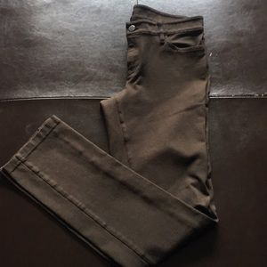 Ann Taylor Factory Brown Jegging